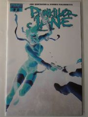 Painkiller Jane #2 Negative Retail Incentive Variant